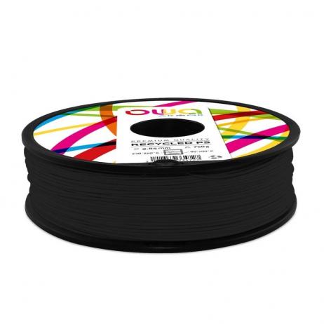 PS OWA filament recyclé noir 2.85mm