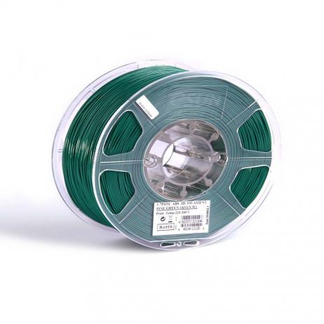 Esun Fir Green ABS 1.75mm.