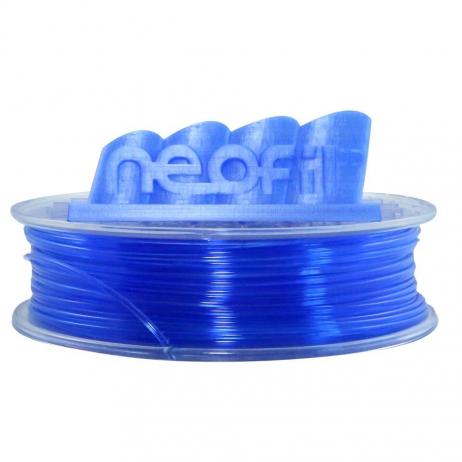Neofil3D Transparent Blue PET-G 1.75mm