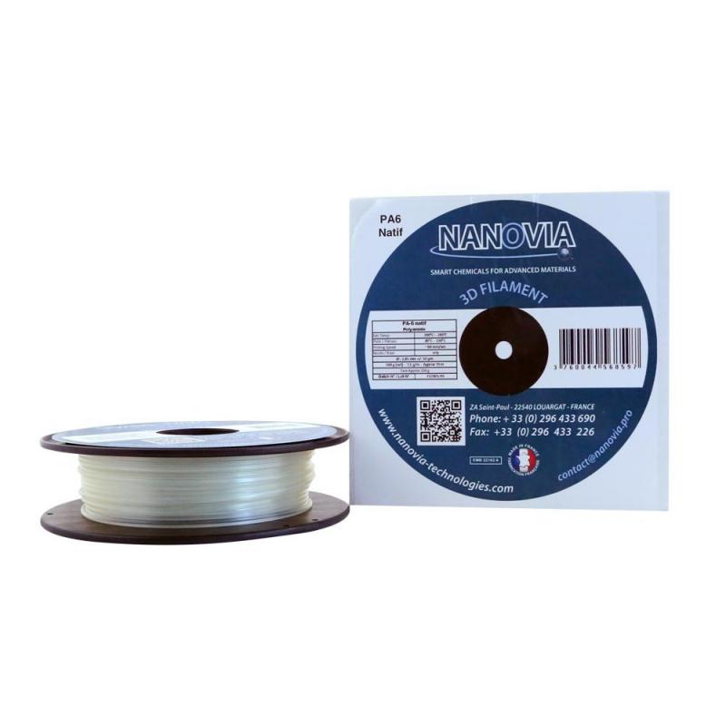 Tordu par le filament de nylon 6