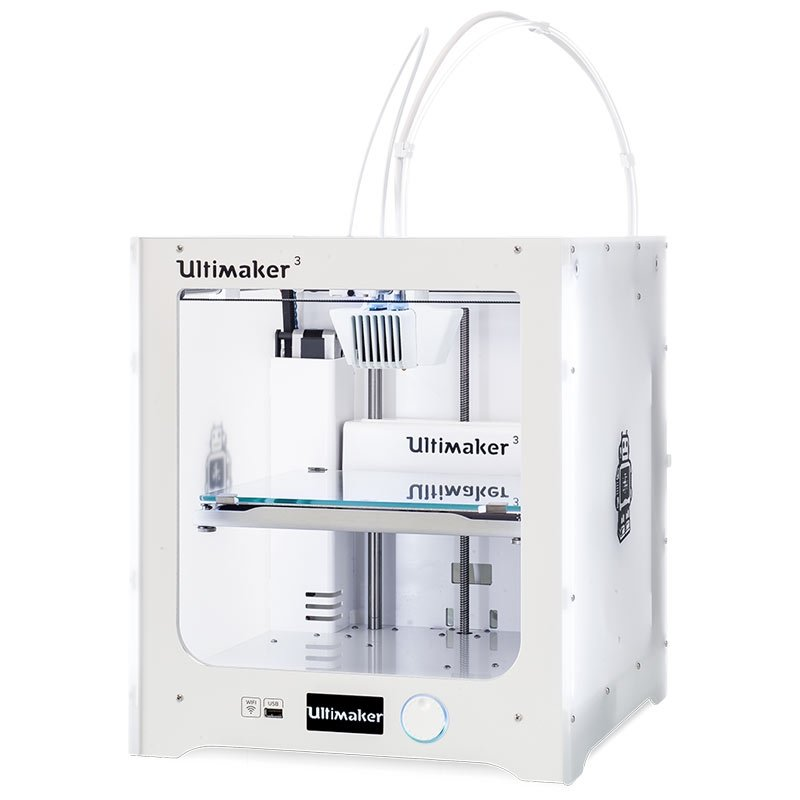 ultimaker 3 achat imprimante 3d ultimaker 3. Black Bedroom Furniture Sets. Home Design Ideas