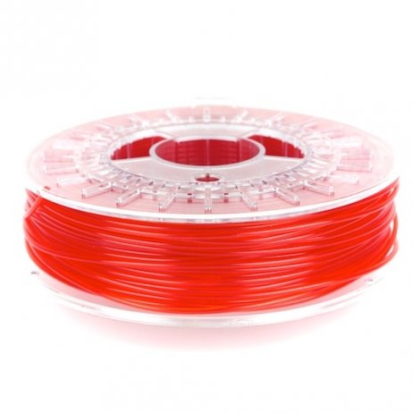 ColorFabb Transparent Red PLA 1.75mm