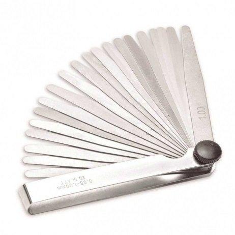 Cales mécaniques 0.05mm-1mm