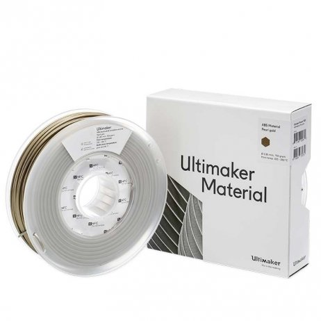 ABS Ultimaker Or