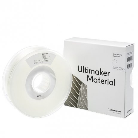 Nylon Ultimaker Transparent