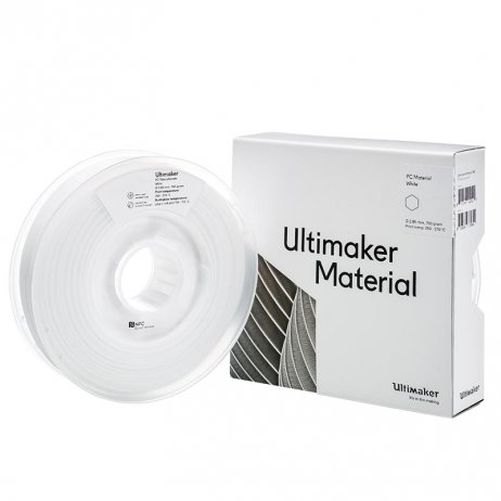 PC Ultimaker Blanc