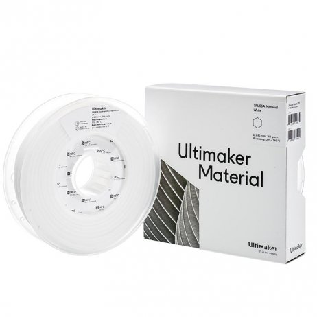TPU Ultimaker Blanc