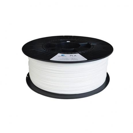 PLA Ecofil3D Blanc 1.75mm - 1 Kg