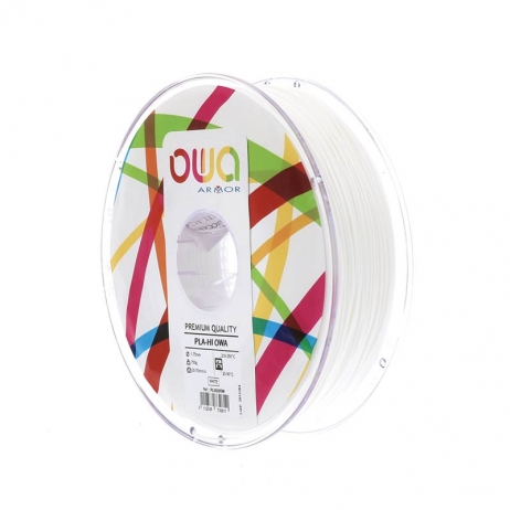 PLA High Impact OWA Blanc