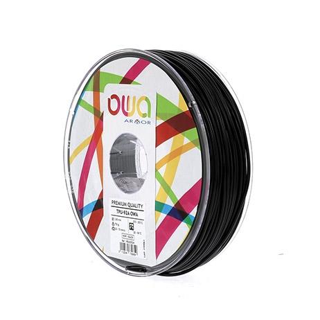 Filament 3D TPU-92A OWA Noir