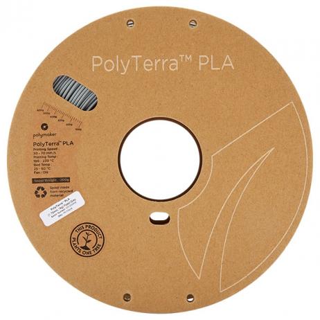 PolyTerra PLA Gris Fossile