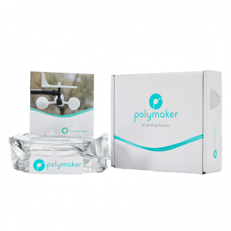 Polymaker PolyLite ASA Red 1.75mm